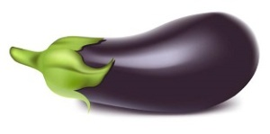Eggplant-vector-graphics