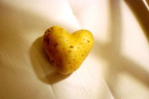coeur-patate