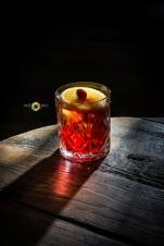 Cherry Negroni
