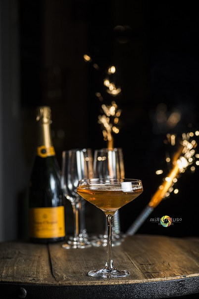 champagne cocktal