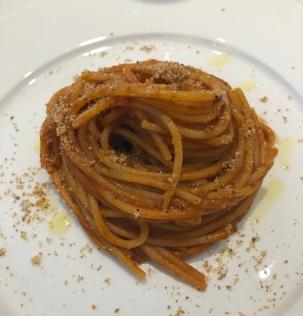 Spaghetti e sarde